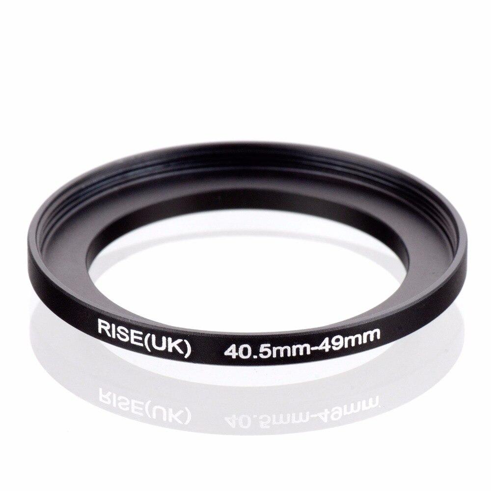 37-49 mm Anello adattatore step-up da 37 mm a 49 mm ND per Canon NEX M4//3 e per Nikon UV CPL 52//55//58//62//67//72//77//82 mm
