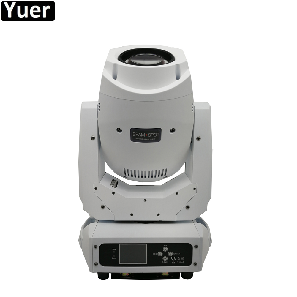 2019 NEW White Shell 200W Beam Spot 2IN1 LED Moving Head Light DJ Spot Moving Head Light for Stage Theater Disco Nightclub Party2019 NEW White Shell 200W Beam Spot 2IN1 LED Moving Head Light DJ Spot Moving Head Light for Stage Theater Disco Nightclub Party