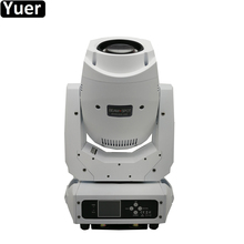 2019 NEW White Shell 200W Beam Spot 2IN1 LED Moving Head Light DJ Spot Moving Head Light for Stage Theater Disco Nightclub Party цена