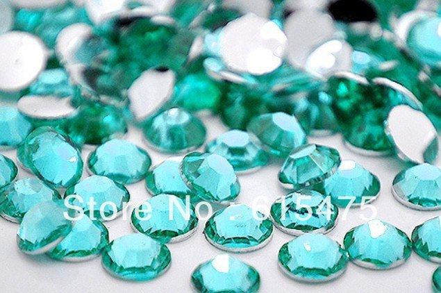 4mm Aquamarine Color,SS16 crystal Resin rhinestones flatback,Free Shipping 50,000pcs/bag 5mm black diamond color ss20 crystal resin rhinestones flatback free shipping 30 000pcs bag