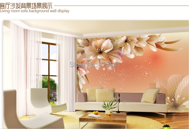 Can Be Customized 3 D Visual Space Home Decoration Mural Art