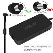 19V 6.32A 120W 6.0*3.7mm chargeur secteur pour Asus TUF Gaming FX705GM FX705GE FX705GD FX505 FX505GD FX505GE adaptateur pour ordinateur portable