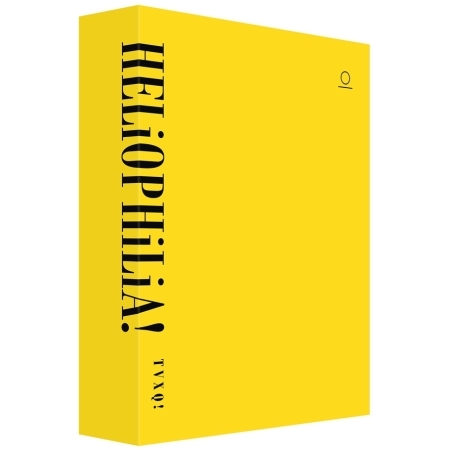 TVXQ PHOTOBOOK - HELIOPHILIA! Release Date: 2016.09.30 Kpop bigbang seungri 2nd mini album let s talk about love random cover booklet release date 2013 08 21 kpop