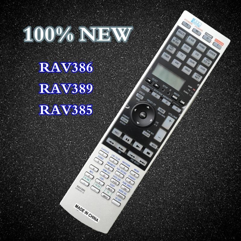 New Power Amplifier AV Cinema Universal Remote Control For YAMAHA RAV386 RAV389 WN98400US RAV385 WN98390 RX-V1900 universal remote control suitable for yamaha rav22 wg70720 home theater amplifier cd dvd rx v350 rx v357 rx v359 htr5830