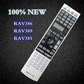 Novo amplificador de potência av cinema controle remoto universal para yamaha rav386 rav389 wn98400us rav385 wn98390 RX-V1900