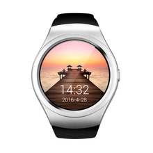 Neues Design Bluetooth Smart Watch Armbanduhr Volle Touchscreen Smartwatch für iPhone Samsung Android-Handy Handgelenk Smart Uhren