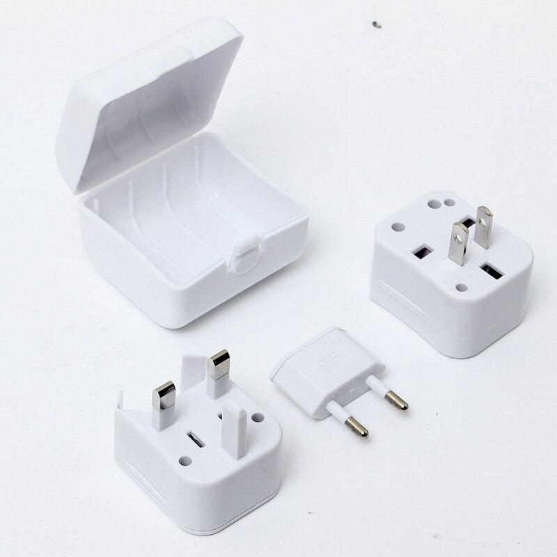 mens polo outlet riqc  New White Universal Travel Power Outlet Socket US/UK/EU/AU Plug Adapter