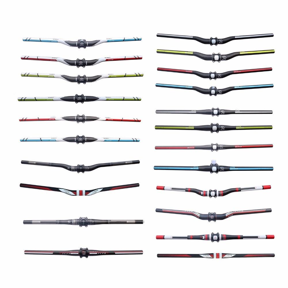FCFB FW full carbon fiber bicyle <font><b>handlebar</b></font> mountain bike MTB <font><b>handlebars</b></font> 31.8*720mm ultra long manillar fixie bicycle parts