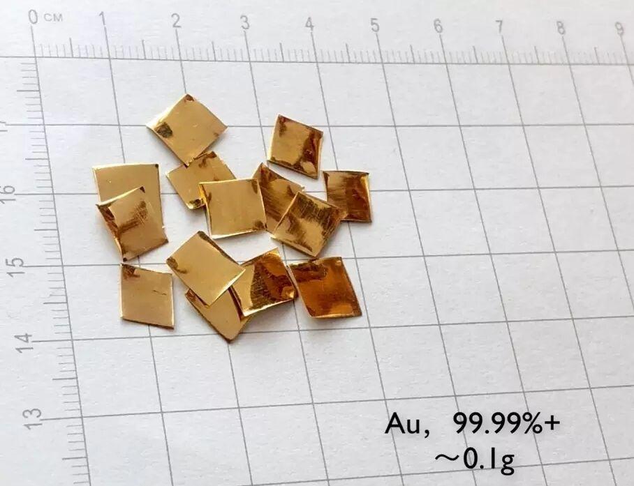 element 40 sample 99.9/% Zirconium metal foil 95 mm diameter