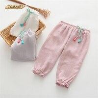 2017 קיץ סגנון מזדמן חמוד בנות ילדי הרמון מכנסיים מכנסיים מכנסיים בנות ילדי בגדי פעוטת תינוק עיצוב ציצית