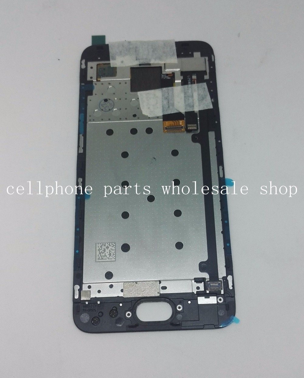 5.2Amoled For Meizu Pro 6 Lcd Display with Touch glass Digitizer Frame assembly replacement parts