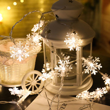 String Lights Garland Christmas Decorations for Home New Year Tree Navidad. Q
