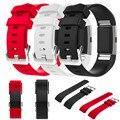 Улучшенный Новый 5 Цвет Мода Спорта Браслет Силиконовый Ремешок Группа Ремешок Для Fitbit Заряд 2 Сентября 15