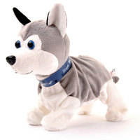 Sound Control Electronic Dogs Lovely Cute Interactive Pets Robot Dog Bark Stand Walk Electronic Toys Gift