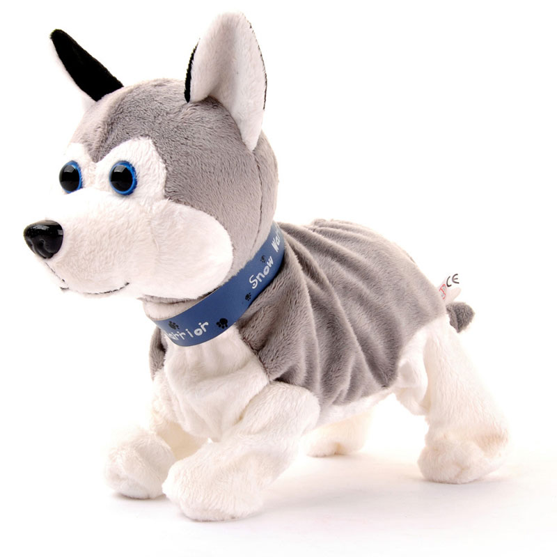 Sound Control Electronic Dogs Lovely Cute Interactive Pets