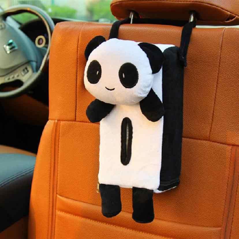 Portabel Gantung Mobil Persegi Panjang Kotak Jaringan Hewan Penutup Pemegang Penyimpanan Oktober 27