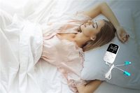 Lastek New Anti Sleep Electrotherapy Alpha CES Insomnia Device for Anxiety Insomnia and Depression Cure Migraine Neurosism
