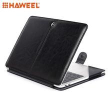 Haweel для macbook air 133 дюйма a1932 (2018) защитный чехол