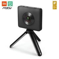 Xiao mi Цзя 360 градусов MADV панорама madv Sphere Камера комплект 23.88MP Action Sports Камера Ambarella A12 3,5 К VR 3D Wi Fi Bluetooth