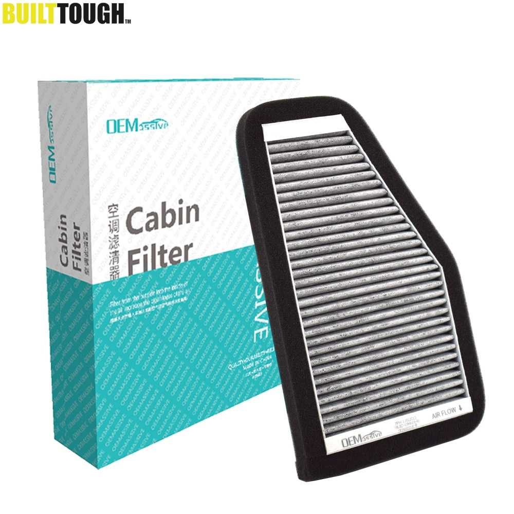 Car Pollen Cabin Filter Activated Carbon 8L8Z-19N619-B For Ford Escape Mercury Mariner Hybrid 2008 2009 For Mazda Tribute 2010