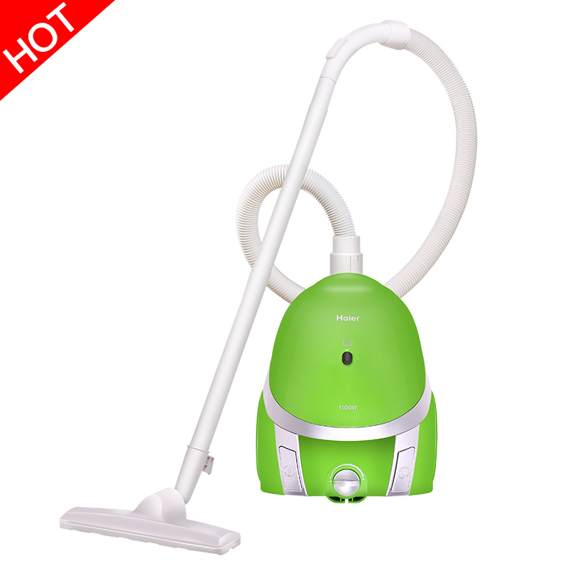 jiqi vacuum cleaner handheld electric suction machine rod drag sweeper household powerful carpet aspirator dust collector eu us Low Noise Home Rod Vacuum Cleaner Handheld Dust Collector household Aspirator Green Color  In addition to mites ZWDJ1000-2102C