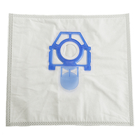Non-woven fabric dust bag for ZELMER ZVCA100B 49.4000 fit Aquawelt 919.0 st ZVC752 Aquos 829.OSP 819.5 Maxim 3000 Flip 321 Beauty Tools