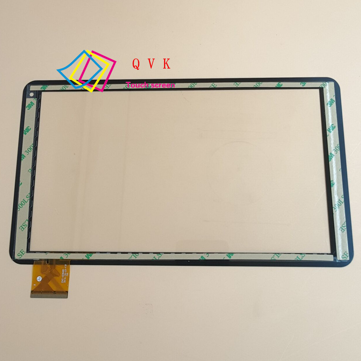 10.1 inch for WOXTER QX 105 QX105 Tablet touch capacitance screen outside UK101016G-01_Fpc V0.1 ZHC-0364B