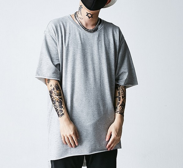 zip t shirt 2015 men t shirt tyga oversized gold extended t shirt tee. Black Bedroom Furniture Sets. Home Design Ideas