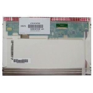 Image 2 - 10.1 LCD Matrix For Samsung N110 N148 N145 N220 NF110 N150 N145 PLUS laptop replacement screen ltn101nt02