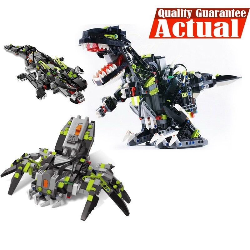 Lepin 24010 Dinosaur Dino building bricks blocks Educational Toys for children Kids boys Game Model Gift Compatible with 4958