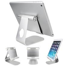 Nueva Llegada de 270 Grados Giratoria de Aluminio de Escritorio Tabla Holder Soporte de Teléfono Inteligente Para Tablet