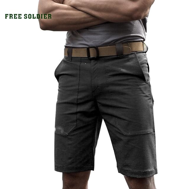 Outdoor Korte Broek Heren.Gratis Soldaat Outdoor Tactische Dunne En Soft Shell Shorts Heren