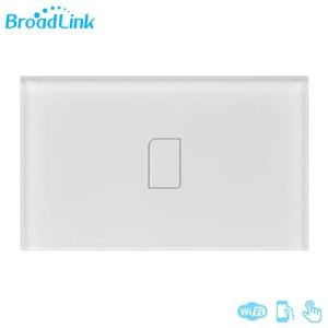 Image 3 - Broadlink TC2 1/2/3Gang 433Mhz Verbinding Muur Touch Panel Licht Schakelaar Afstandsbediening Ons Standaard voor Smart Home Systeem 2019New