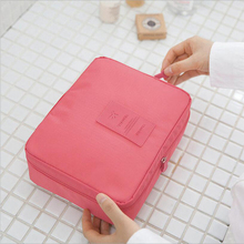 hot deal buy simple style women travel bag for cosmetics and small items travel home storage multi-purpose storage bag