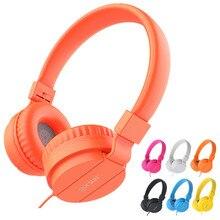 2018 Limitada Fones De Ouvido Para Audifonos Deep Bass Wired Gaming Headset Fones De Ouvido 3.5mm Plug do Fone de ouvido Dobrável Para Telefones Mp4 Pc