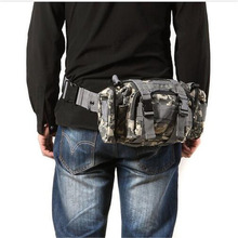 New Arrival Camping Travel Pouch Bag Outdoor Hiking Bags Travel Survival Backpack Waist Bag