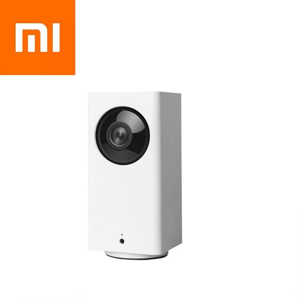 Original Xiao mi mi jia caméra IP Ptz édition moniteur Intelligent 1080 p HD sécurité intelligente WIFI Vision nocturne pour mi maison App chaud