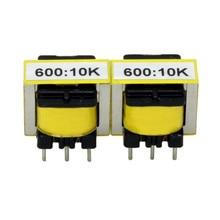 600: 10K Audio Transformator Audio Isolator Audio Filter Audio ingang Een transformator zonder boord