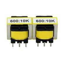 600: 10K אודיו שנאי אודיו מבודד אודיו מסנן אודיו קלט אחד שנאי ללא לוח