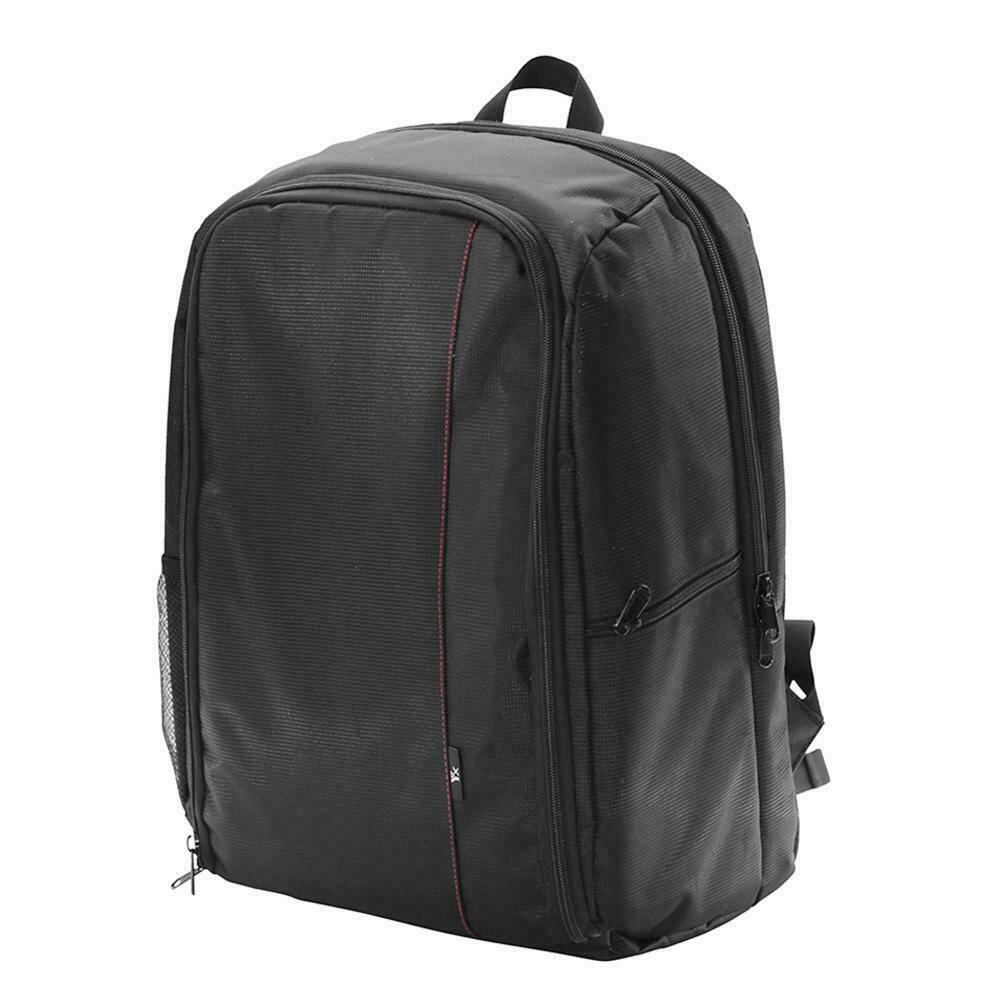 Durable réglable sangle sac à dos sac à bandoulière grande capacité voyage Nylon noir unisexe Portable pour perroquet Bebop 2.0 FPV Drone