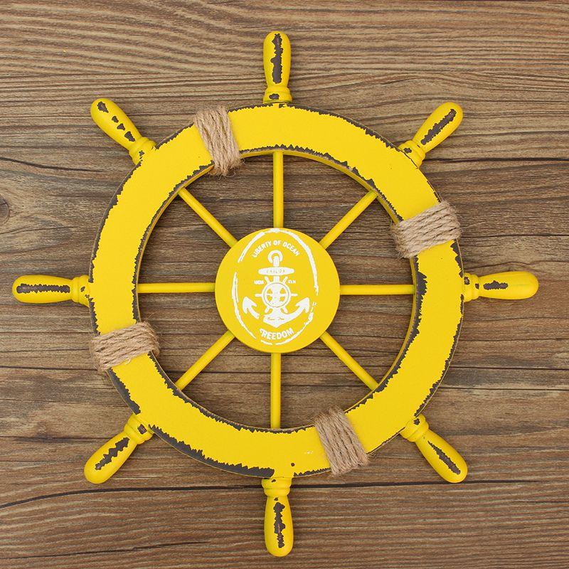 Aliexpress.com : Buy KiWarm Newest Vintage Nautical Wood Boat Ship ...