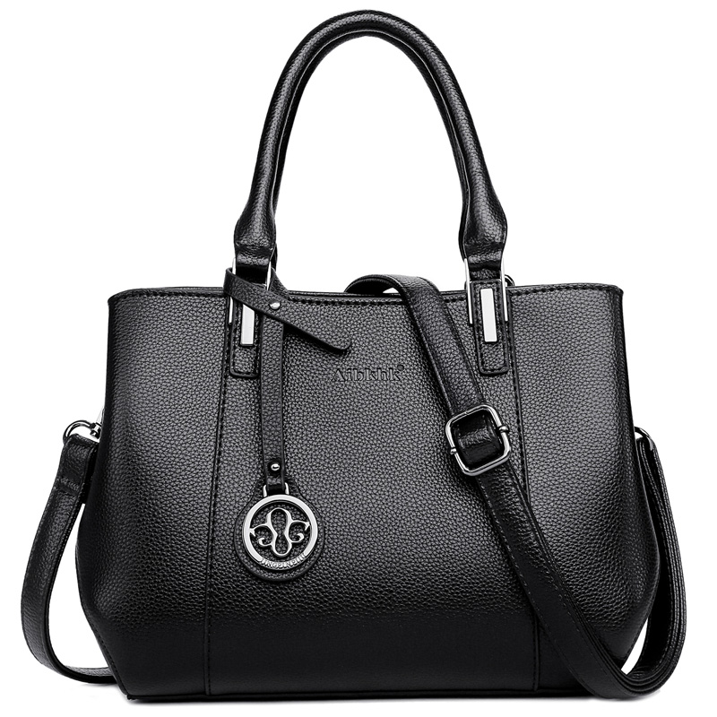 High Quality Genuine Leather Bags Handbags Women Vintage Luxury Famous Brands Big Women Crossbody Bag Tote Ladies Shoulder Bags 2018 top quality bags handbags type women famous brands genuine leather bag ladies classic bags zooler woman tote bags y101
