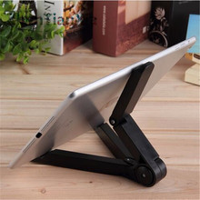 New Version Foldable Adjustable Stand Bracket Holder Mount for iPad iPhone Tablet PC Mobile Phone Holder Tablet Accessories