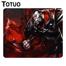 Top Game Dota 2 Lycan Wallpaper Rubber Mousepad PC Computer Laptop Gaming Mice Play Mat Steelseries Mousemat