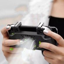 PUBG Mobile Game Controller Gamepad Trigger Aim Button L1R1