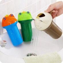 Высокое качество Душ ложка для воды пылесос детский шампунь чашка Мытье Ванны чашки, аксессуары для ванной комнаты