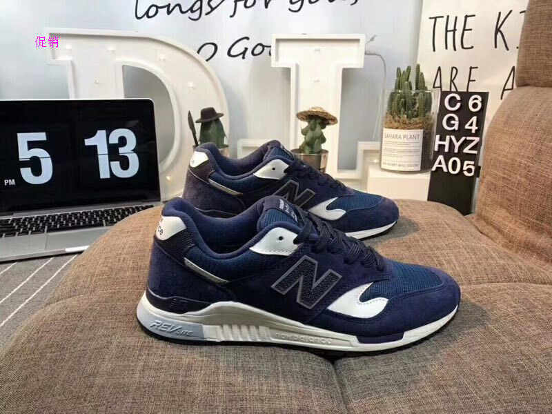 769fab1c4 ... NEW BALANCE NB840 classic style Authentic Men's/Women's Running Shoes, New Colors Breathable Outdoor ...