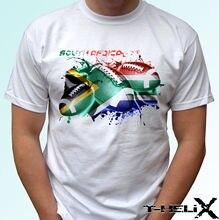 Galeria de south africa shirt por Atacado - Compre Lotes de south africa  shirt a Preços Baixos em Aliexpress.com de5bfb5301c0d