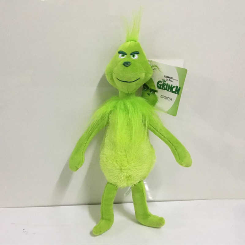 65600062172 ... Grinch Plush Toys 18-40cm How the Grinch Stole Christmas Grinch Max Dog Plush  Doll ...