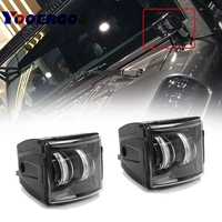 2pcs 30W LED Work Light Bar Flush Mount Cube Pods Cup Spot/Flood Beam Offroad Driving for SUV ATV 4x4 Truck Trailer FOR Jeep
